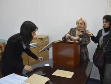 "1° Sorteo del Programa Municipal ""Catamarca Hogar"""