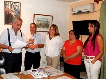 La subsecretaría de Familia dio informe a Diputados